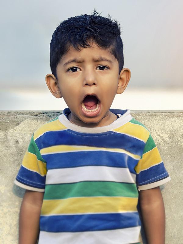 Ansiedad y angustia en niños