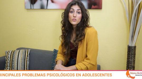 problemas psicológicos en adolescentes
