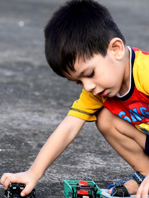 Conductas obsesivas compulsivas en niños