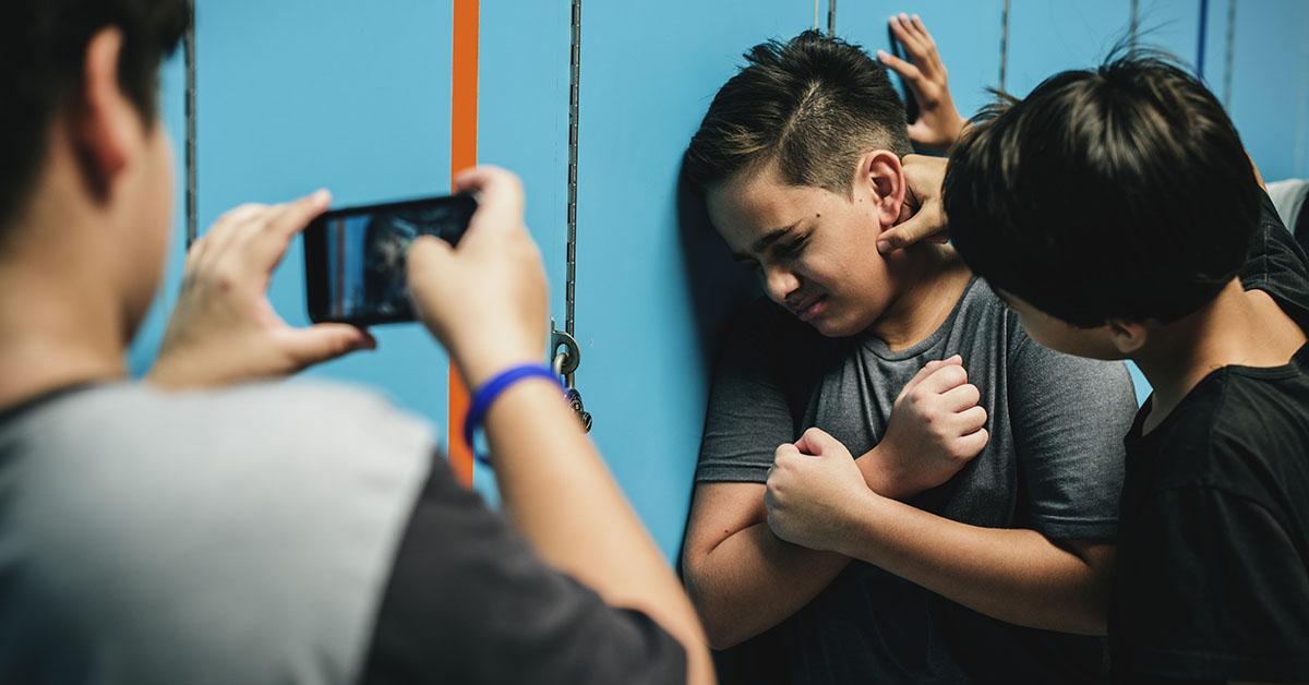 La otra cara del bullying: ¿Qué pasa cuando tu hijo es el verdugo?