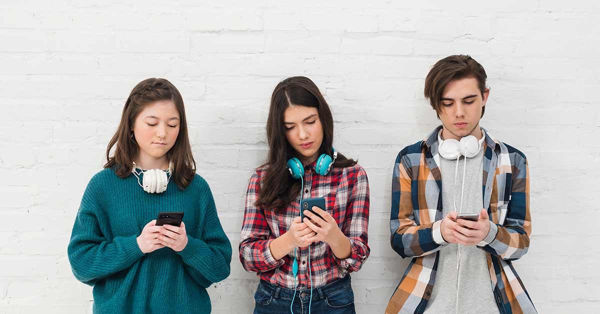 adicción a las pantallas en niños y adolescentes