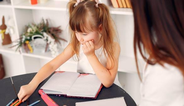 Ayuda psicológica infantil en Madrid