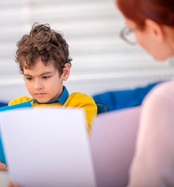 Terapia psicológica para niños