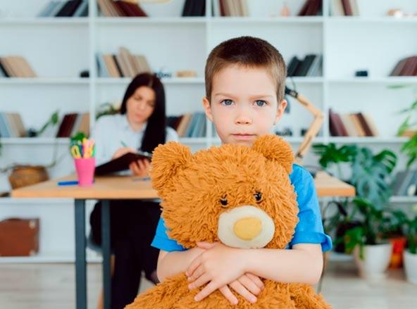 Psicología para niños en Madrid