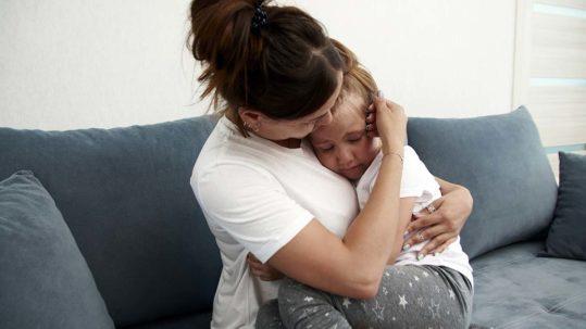 Tratar la muerte con los niños